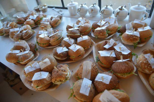 Broodjes picknick